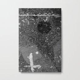 Grind Metal Print