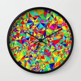 Abstract Pattern XIV Wall Clock