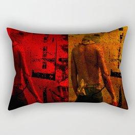 REBELLES Rectangular Pillow
