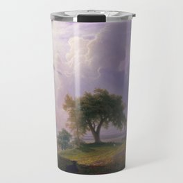 Albert Bierstadt - California Spring (1875) Travel Mug