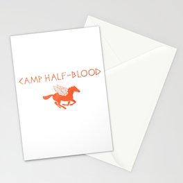 camp half blood original Stationery Cards