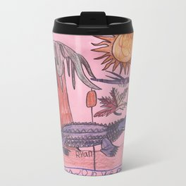 Swamp Hunt Metal Travel Mug