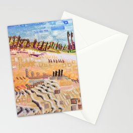 Beach Bums Welcome Stationery Cards