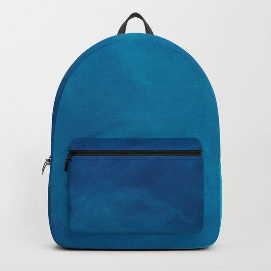 Deep Blue Wonder Backpack