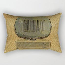 Commercial Real Estate Rectangular Pillow