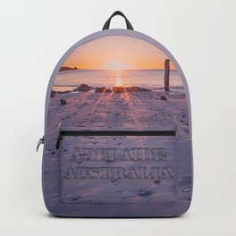 Port Willunga Sunset Backpack