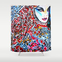 Flowers #society6 #decor #buyart   Featured in www.magcloud.com/browse/issue/1340080 (V8 N2) Shower Curtain