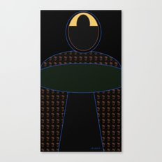 The Black Madonna of Tarsus Canvas Print