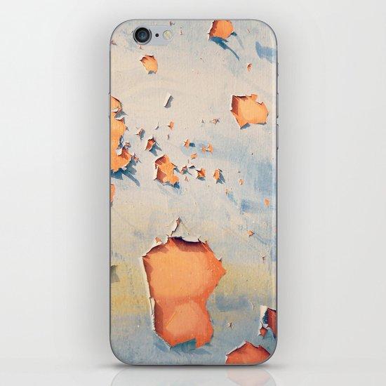 Peeling Paint Texture iPhone & iPod Skin