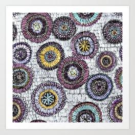 Jewels Art Print