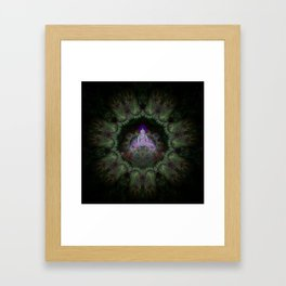 Enlightenment. Framed Art Print