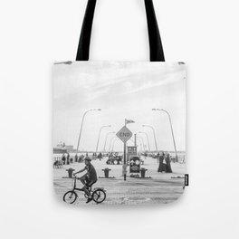 69th Street Pier Tote Bag