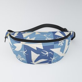 Matisse, Polynesia, the sky (Polynésie, le ciel) 1946 Cut Out Reproduction Fanny Pack