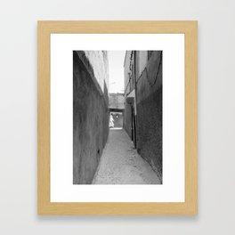 Kinda cliché, isn't it?  Framed Art Print