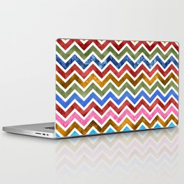 Chevrons in Color Laptop & iPad Skin