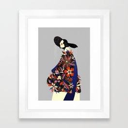 LÍRIO Framed Art Print