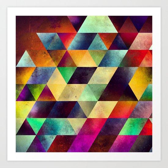 lymyrynz Art Print
