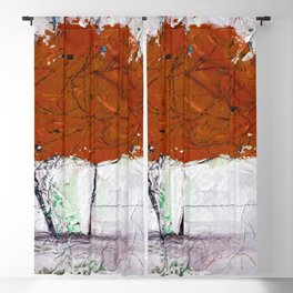 A Bouquet Of Flowers No.6g by Kathy Morton Stanion Blackout Curtain