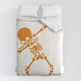 Skeleton Dab Comforters