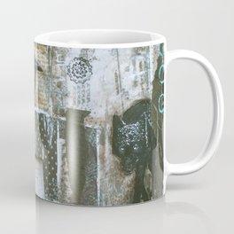 You Can Run Coffee Mug
