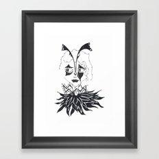 nt015 Framed Art Print