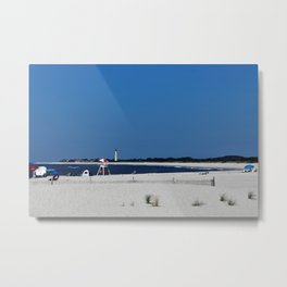 Summer, in spite of itself Metal Print