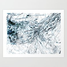Cellophane Art Print