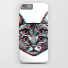 Cat 3D Slim Case iPhone 6s