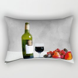Natural Progression Rectangular Pillow