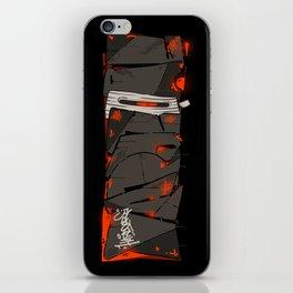 HARDCORE iPhone Skin