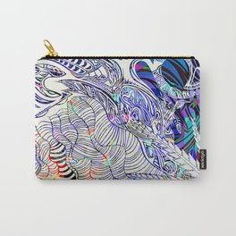 Lizard Life Carry-All Pouch