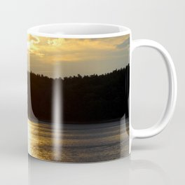 Sunset at Concord's Walden Pond 7 Coffee Mug