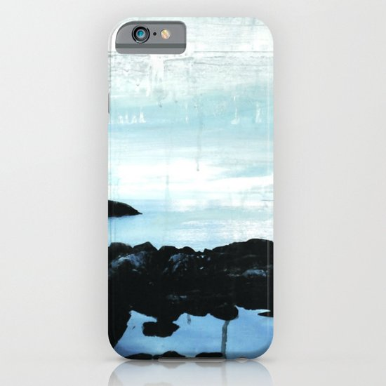 The ocean and me iPhone & iPod Case