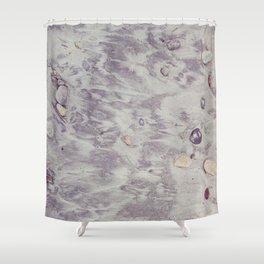 Sandy grain Shower Curtain