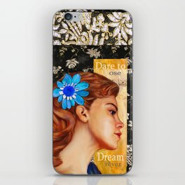 (Dare to) Dream iPhone Skin