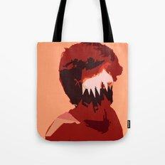 Adam Monster Face Tote Bag