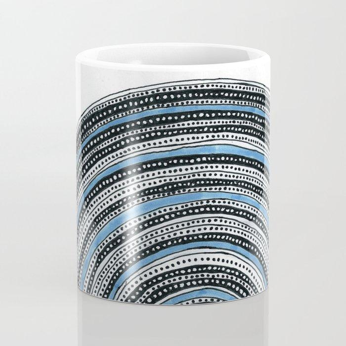 Dotty mandala Coffee Mug