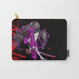 Kenjutsu Calligraphy by Nipponaisuki Carry-All Pouch