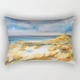 The Dunes in Ostend Rectangular Pillow