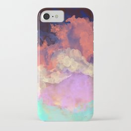 Into The Sun iPhone Case