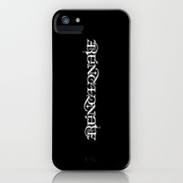 Reincarnate iPhone Case
