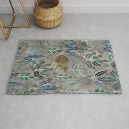 Save the frogs! Rug
