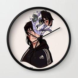 Keith kogane Wall Clock