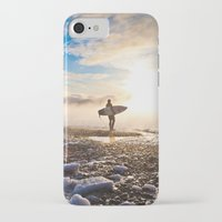 surfer iPhone & iPod Cases featuring Surfer by joshuaveldstra