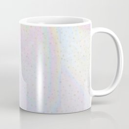 Holographic stars Coffee Mug