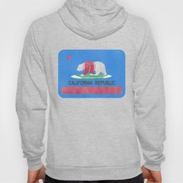 Polar Bear In California Hoody