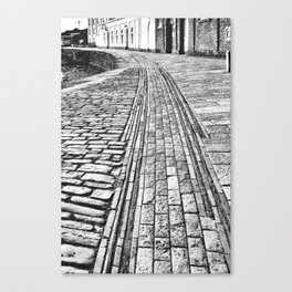 Swanage Tramway Canvas Print