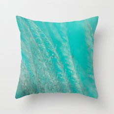 Live With Joy Throw Pillow