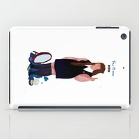 nan lawson iPad Cases featuring nan by quentinschall