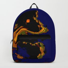 Shattered Friendship Backpack